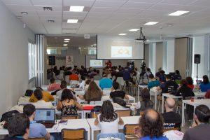 Charla en WordCamp Itun